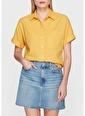 Mavi Gömlek Sarı